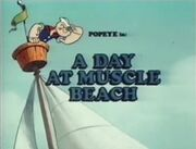 A Day At Muscle Beach-01