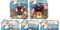 Popeye action figures