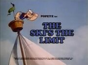 The Skis The Limit-01