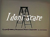 Dont scare