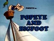 Popeye And Bigfoot-01