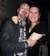 Craig Yoe and Clizia Gussoni