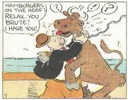 Wimpy vs Cow