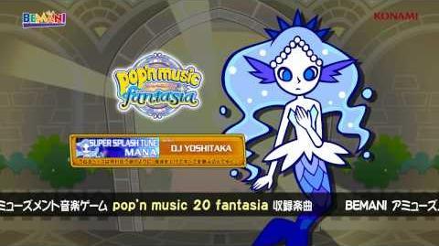 【pop'n music 20】MANA