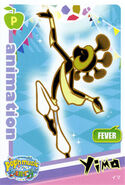Yima 16 FEVER! Card