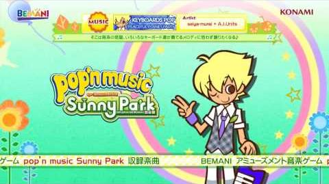 【pop'n music Sunny Park】PEACEFUL PLANET PARTY