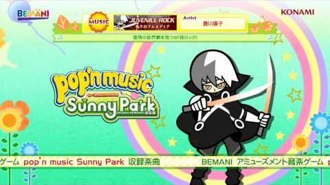 【pop'n music Sunny Park】偽りのアルカディア