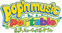 Pop'n Music Portabel logo