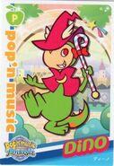 Dino 20 Card