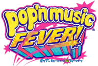 Pop'n Music 14 FEVER! logo