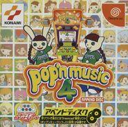 Pop'n Music 4 Dreamcast