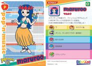 Maruroo 2P Card with Profile