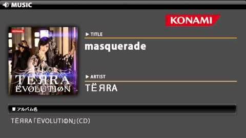 Masquerade TЁЯRA「ЁVOLUTIΦN」