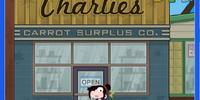 Charlies Carrot Surplus Co.