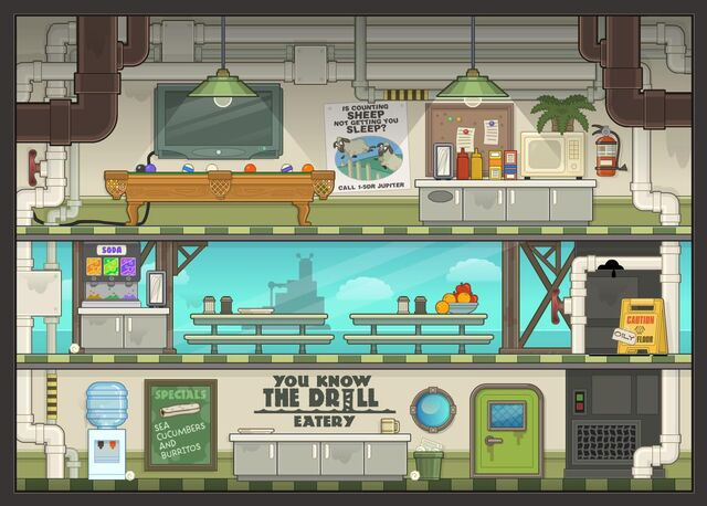 File:You Know the Drill Eatery Interior.jpg