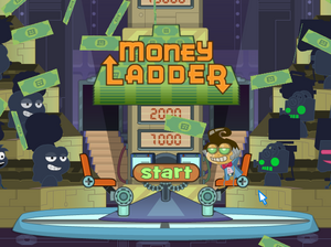 Money ladder