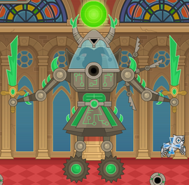 Mordred bot