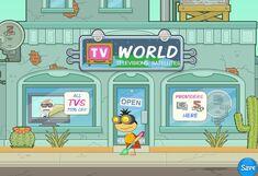 Tvworld