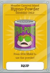 Hypno power members-only MCI