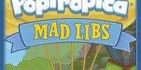 Poptropica Mad Libs
