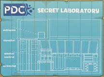 Copy of Secret Lab Poptropica