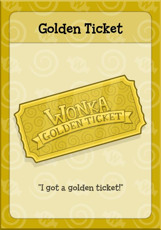 WWgolden ticket