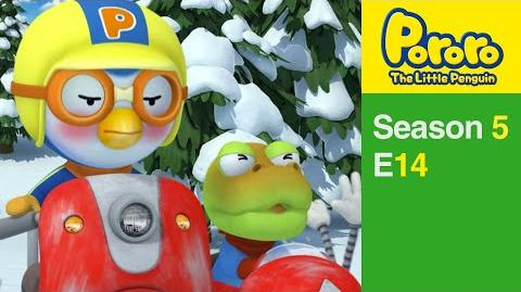 Pororo S5 14 Let's Make A New Sled