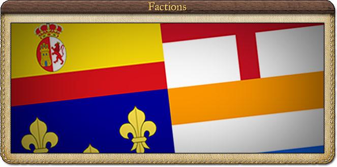 Factions Header