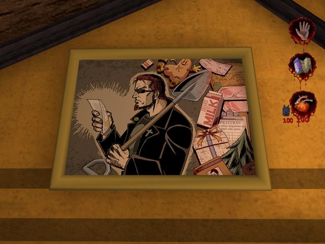 Plik:Artwork of Postal Dude inside the Church of VD.PNG