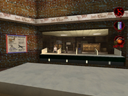 Interior of the Parcel Center 001