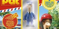 Postman Pat to the Rescue (DVD)