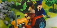 Postman Pat's Tractor Express