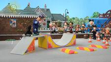 PostmanPatandtheSuperSkateboardSizzle