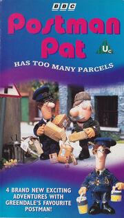 PostmanPatHasTooManyParcelsVHS