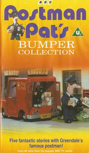 PostmanPat'sBumperCollectionVHS