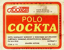 Etykieta Polo-Poli.
