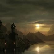 Dark-island-ipad-background