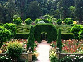 The Maze at Chatsworth O