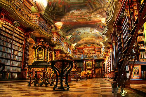 File:Books old world library.jpg
