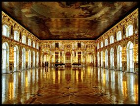 Catherine-palace-and