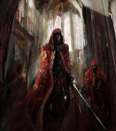 Templar War Mage