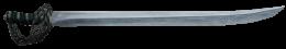 Black Shark Blade Close-Up