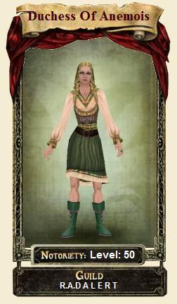 Duchess Of Anemois