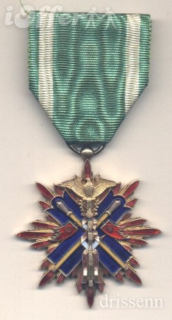 Golden Knite Medal