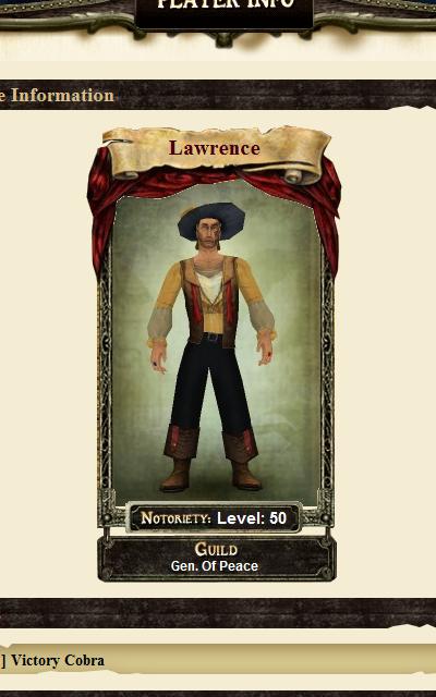 Law Profile Spanish