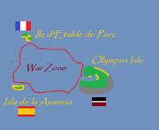 Map of War