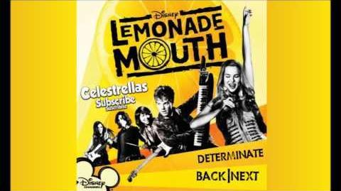 Lemonade Mouth - Determinate - Soundtrack