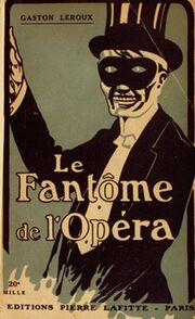 Phantom of the Opera Cover