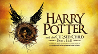 Harry Potter and the Cursed Child Official Artwork