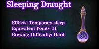 Sleeping Draught